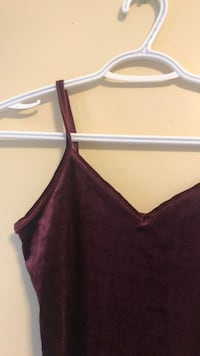 Velvet tank top (garage) Vaughan, L4J 8N7
