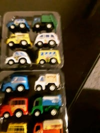 yeonha toys 12 pack pull back car and fun toys  12 pack pull back car Glen Burnie, 21061