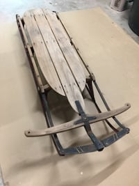 Antique Flexible Flyer Sled Woodbridge, 22192