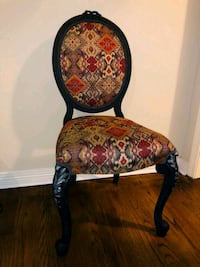Antique side chair Mobile