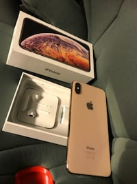 iPhone XS Max gull 512 GB  OSLO