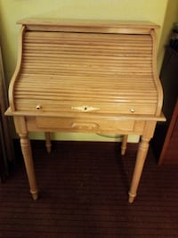 REALLY COOL ROLLTOP DESK $$MUST GO MAKE OFFER$$