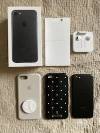 iPhone 7 Perfect Condition 128gb Black Toronto, M4M 3B3