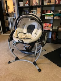 Graco Glider Elite Swing & Bouncer Gaithersburg, 20879
