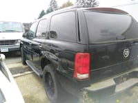 2003 Cadillac Escalade Pitt Meadows