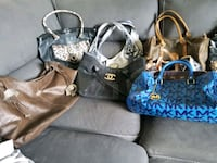Gently worn Guess and 2 MK handbags Edmonton, T5X 2J2