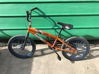 Next hardtail bmx young adult or youth