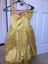 Disney belle dress ..good for 5 or 6 year Cupertino, 95014