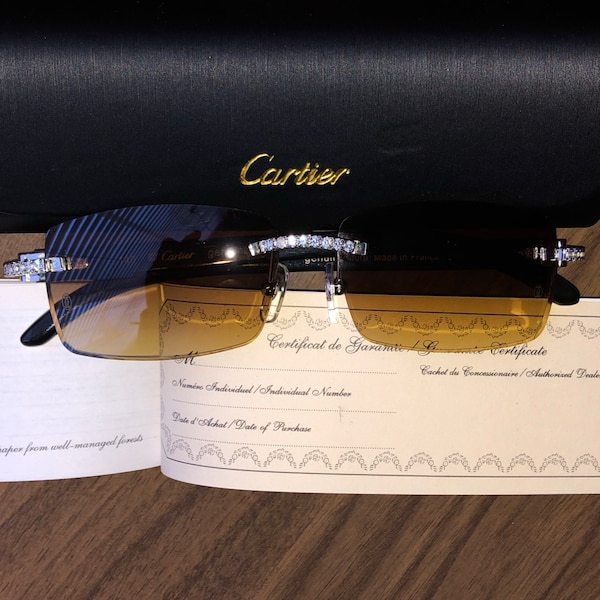 77bdfad6ce Used Custom Diamond Cartier Buffs for sale in Dallas - letgo