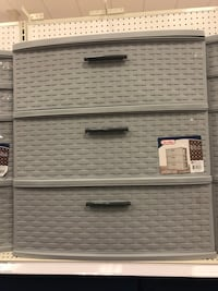 gray and white wooden cabinet McAllen, 78504