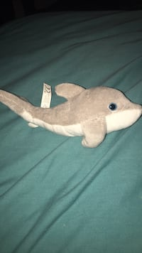 brown and white dog plush toy Pinellas Park, 33773