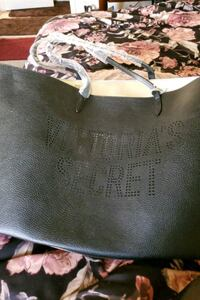 Victoria secret overnight bag