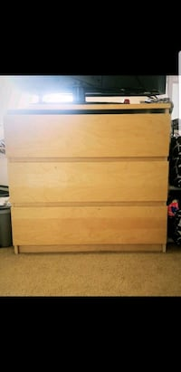 3drawer dresser (pickup only) Edmonton, T5N 3X1