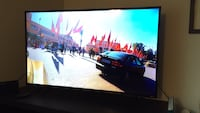 55 inch 4k smart TV with Roku Silver Spring, 20910