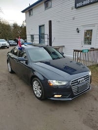 2014 Audi A4 2.0T quattro / Certified with warranty Caledon