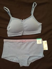 justice brand girls bralette and undie set Scarborough, Toronto, ON, Canada