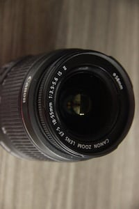 New Canon EF-S 18-55mm f/3.5-5.6 IS STM Lens (ex) Gaithersburg, 20877