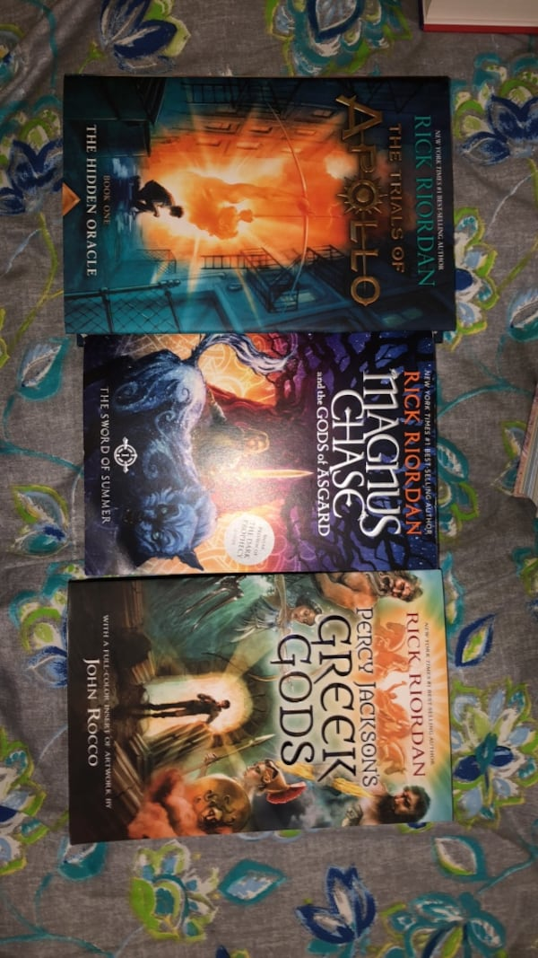 Other Rick Riordan Books (Percy Jackson Related) 078cf975-fd02-48cd-b19d-6ed79cdd1646