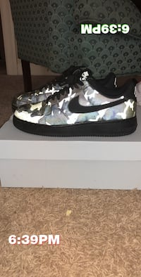 Air Force 1 Camo Limited Edition  Greenbrier, 37073