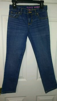 Skinny denim blue jeans for girls North Las Vegas, 89081