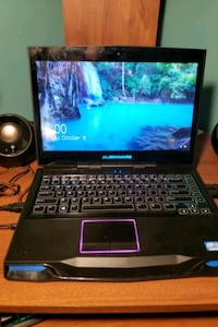Alienware laptop + speakers, mic, mouse, keyboard St. Cloud, 56303