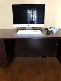 Office desk.great condition. The dimension is 59x29