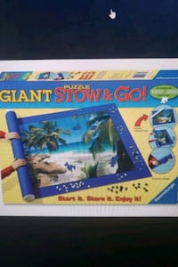 Giant Stow and Go Puzzle Storage Mat Las Vegas, 89102