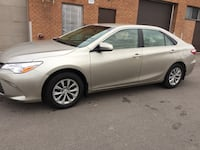 Toyota - Camry - 2015 1 owner 100% accidents Free certified  Vaughan, L4L 2Z8