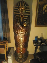7 foot tall mummy movie case  Indianapolis, 46214