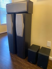 Home Theater Speaker Set (Infinity & Polk Audio)