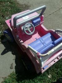 barbie ride on jeep needs battery