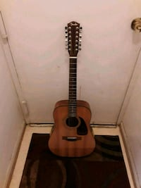 Fender 12-string  Columbia