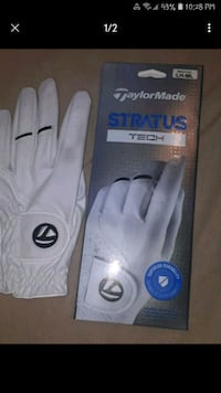 TAYLOR MADE GOLF GLOVE London