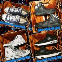 All four of these men's designer sneakers are new  Las Vegas, 89169