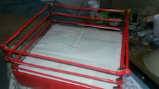 New  Wrestling  Ring