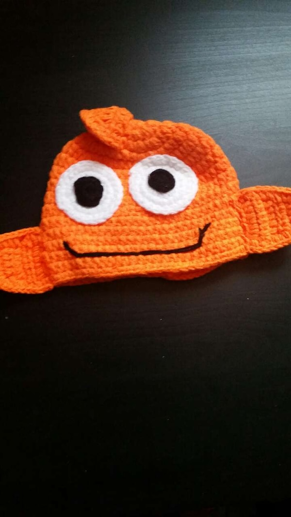 Used Brand New Childrens Knit Fish Hat For Sale In Romeoville Letgo