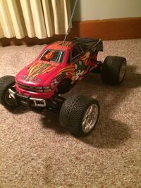 red and black RC car Akron, 44320