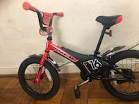 Red and black Trek kids bike Arlington, 22204