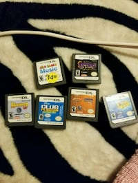 assorted Nintendo DS game cartridges Canton, 44703