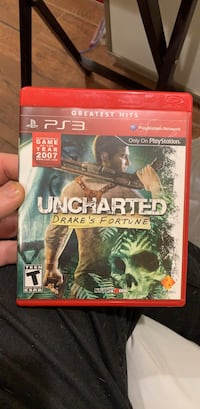Uncharted: Drake's Fortune Washington, 20016