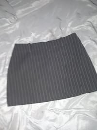 pinstriped skirt  size 11 Issaquah, 98027