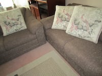 Two Piece Sofa Set TORONTO