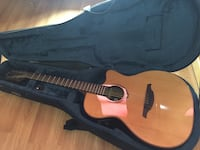 Electro-Acoustic Guitar Tramontine