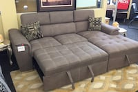 Ferriday Pull Out Sofa (NEW)