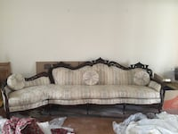 Antique couch and 2 chairs - take separately or all together Commack, 11725