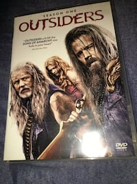 Outsiders tv show season 1 on DVDs High Point, 27260