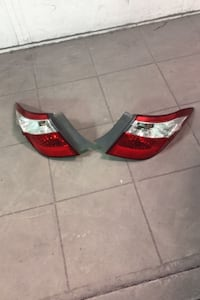 ShoesTaillights of a 2015 Corolla Silver Spring, 20910
