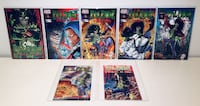 EVIL ERNIE STRAIGHT TO HELL #1-5 complete comic book set + promos Toronto