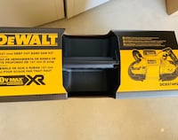 Brand New / Never used - DCS374P2 DEWALT 20-Volt MAX XR Band saw Canton, 48187