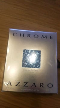 Azzaro chrome cologne  Mississauga, L4W 2N7